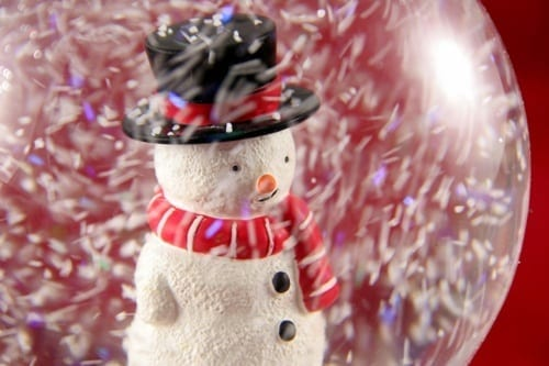 Holiday – snowman