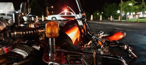 Indianapolis motorcycle accident leaves rider dead.