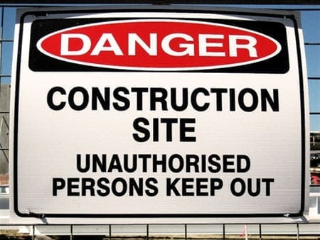 Indiana Work Accidents: Construction Company Fined $10,000 After Death of Worker