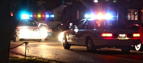 Blue Lights Mean Slow Down to Protect Our Police | Indianapolis Personal Injury Lawyers