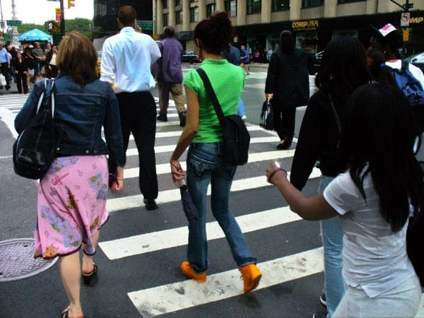 Pedestrian accidents in Indiana
