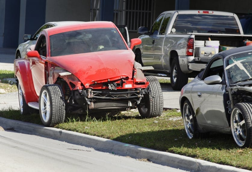 what to do after you've been in an accident