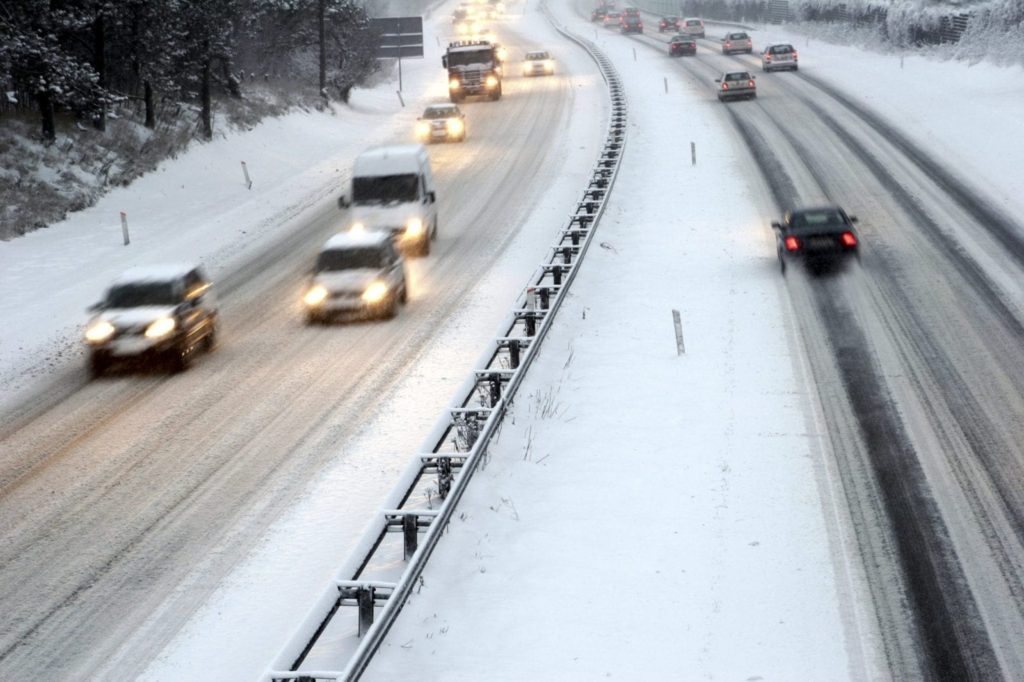 Drive Safe In Winter Weather