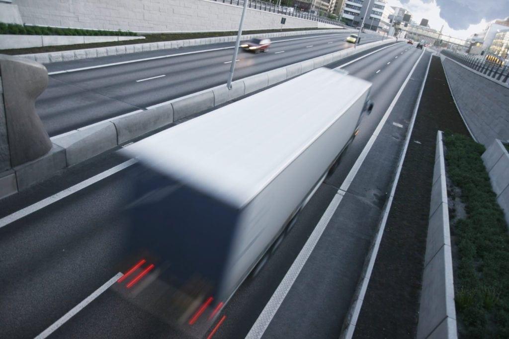 Multiple Big Trucks Cause Major Accident On Interstate 65
