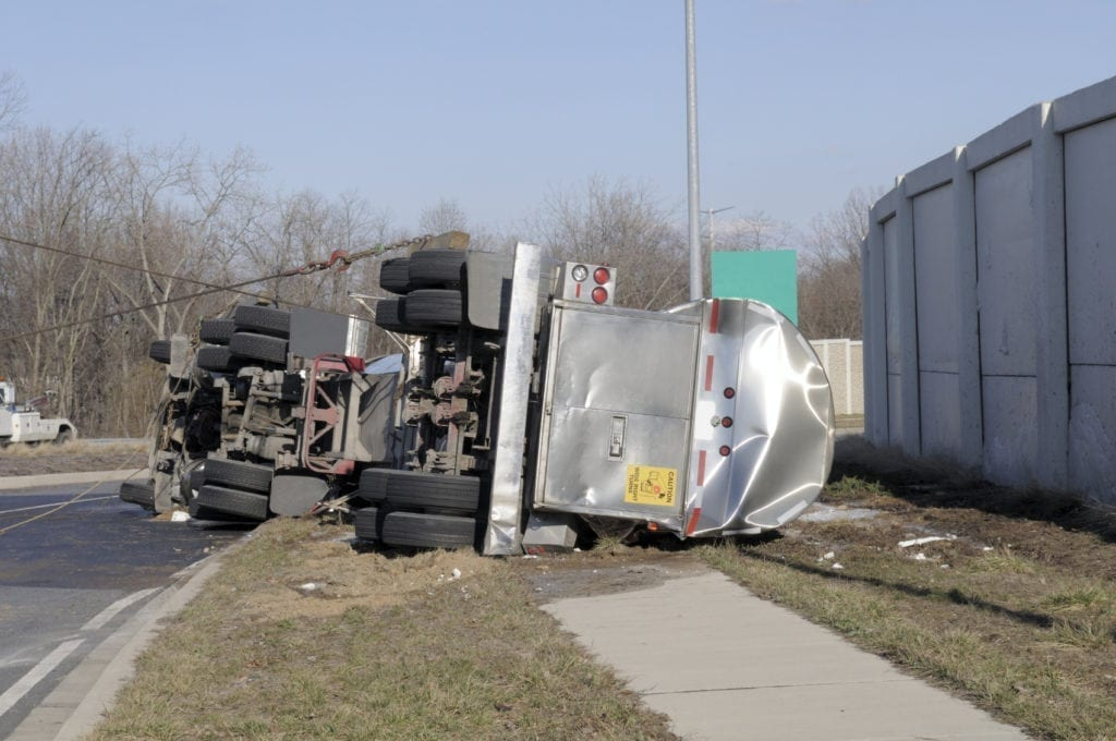 Indiana Injury Lawyers Discuss Interstate Head-on Collision