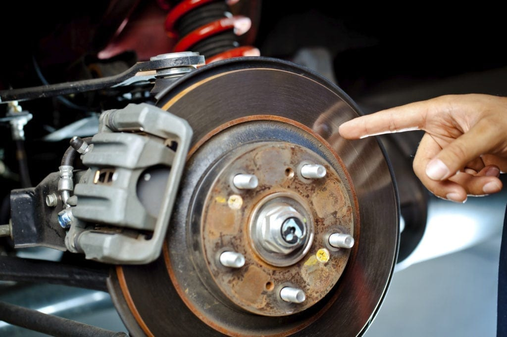 Advice on How to Handle a Brake Failure
