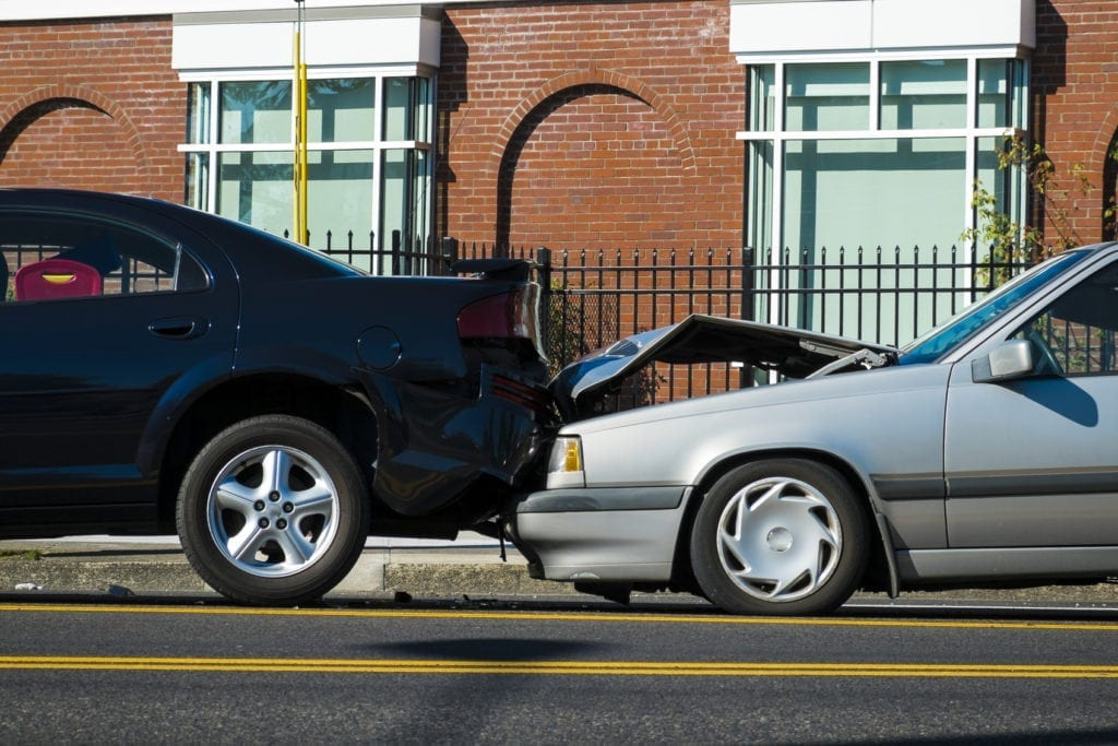 rear-ended-car-accident