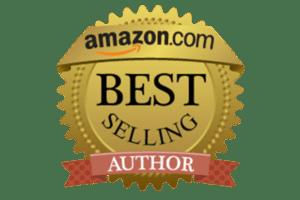 Amazon.com Best Selling Author Logo