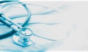 Doctor's Stethoscope Stock Photo