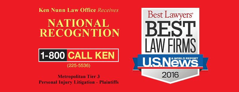 U.S. News Best Lawyers 2016 Banner Logo