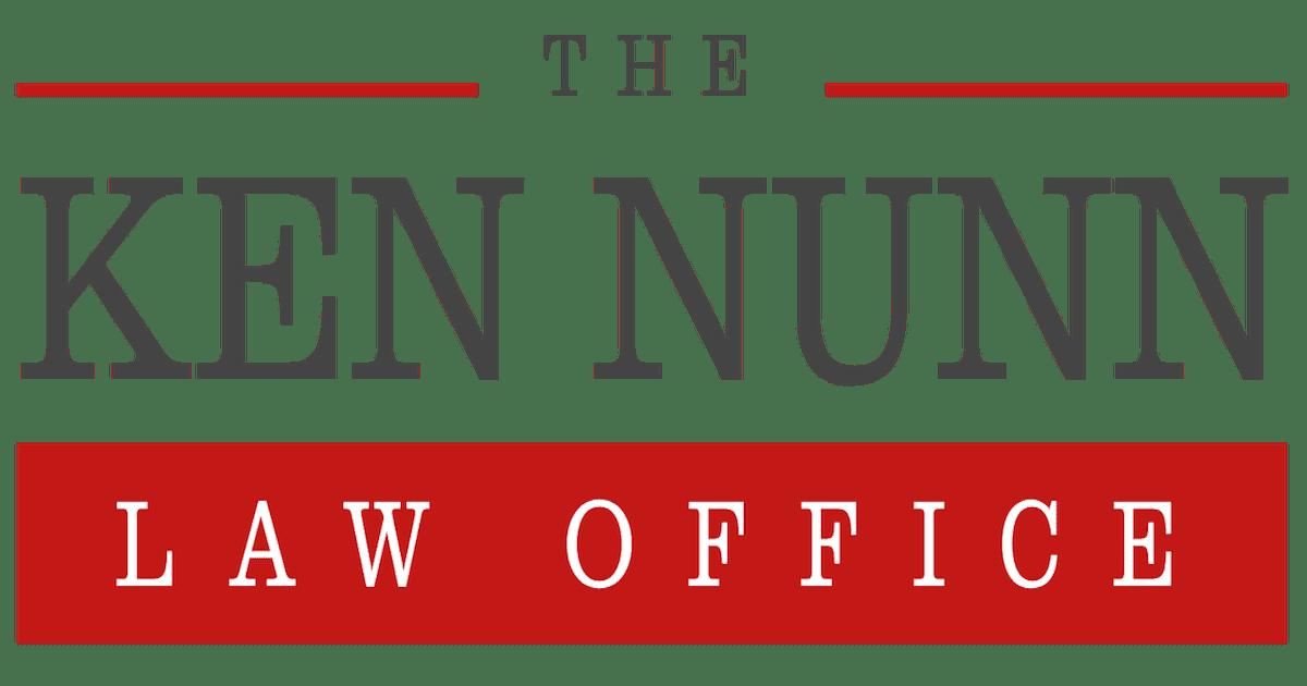 The Ken Nunn Law Office Logo