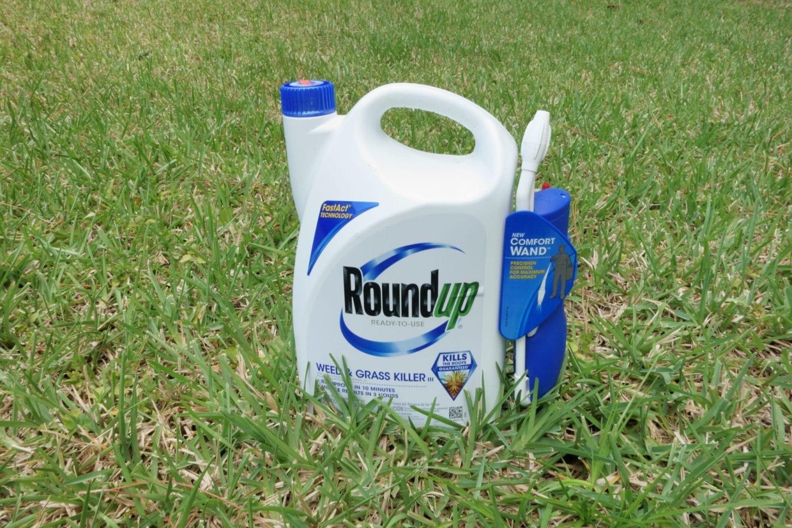Roundup Weedkiller Stock Photo