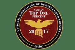 National Association Of Distinguished Counsel Logo