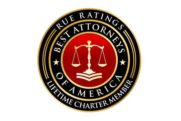 Rue Ratings - Best Attorneys of America Logo