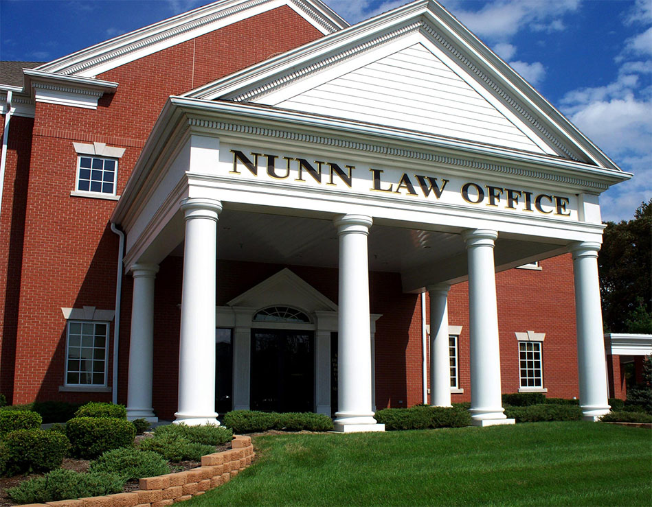 Front view of the Ken Nunn Law Office